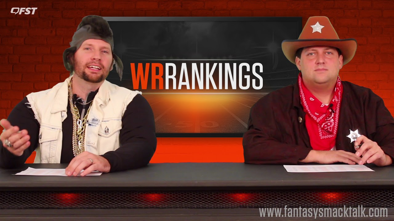 Fantasy Football: Week 9 Player Rankings thumbnail