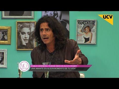 """video Pablo Herrera: """"Puede ser un alivio tener una amante en algún momento de la vida"""""""