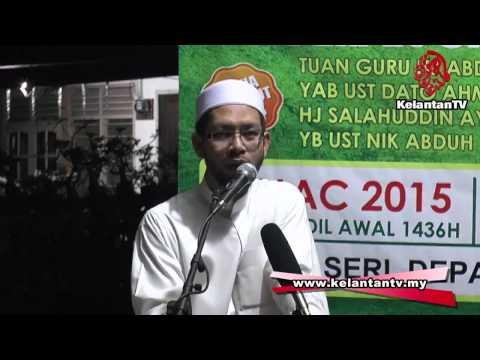 Jom Keluar Mengundi PAS, Teruskan Kepimpinan Ulamak- Ustaz Ahmad Fathan