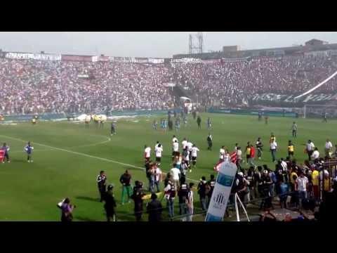 Salida de Alianza Lima ante Cristal. Matute - Comando SVR - Alianza Lima