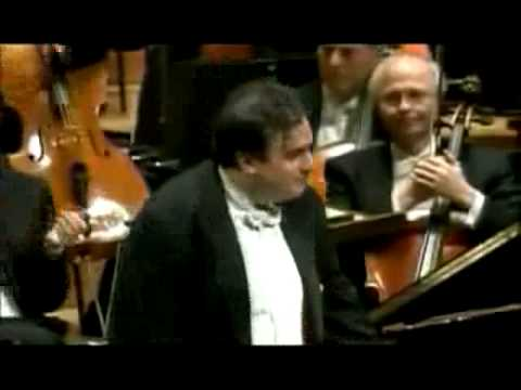 Yefim Bronfman - Rachmaninoff Piano Concerto No. 3 - Part 5/5