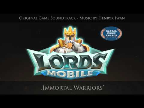 Lords Mobile OST - Immortal Warriors (Battle BGM 2)