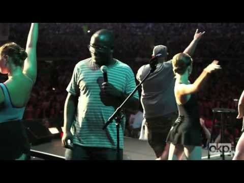 Hannibal Buress x Bun B Behind The Scenes At The Oddball Comedy Fest [OKP TV]