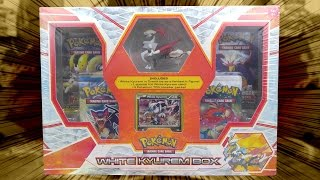 EPIC Pokemon White Kyurem Black and White Collection Box Opening Battle vs Pokeclutch!! by The Pokémon Evolutionaries