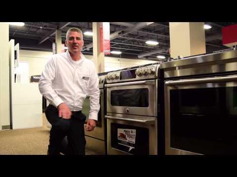 GE Café 30-Inch Freestanding Double Oven Gas Range (CCGS990SETSS) - Goemans Product Spotlight