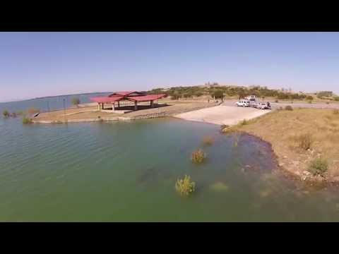 Dron Cuchillo Lake