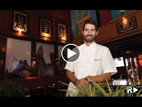Entrevista con el chef Sebastián La Rocca