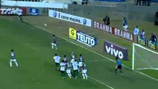 Brasileirão 2009 - Estádio Maracanã - Fluminense 1 x 4 Goiás - Gols do Verdão: Rmalho, Júlio Cesar, Felipe e Iarley - Imagens: Globo.