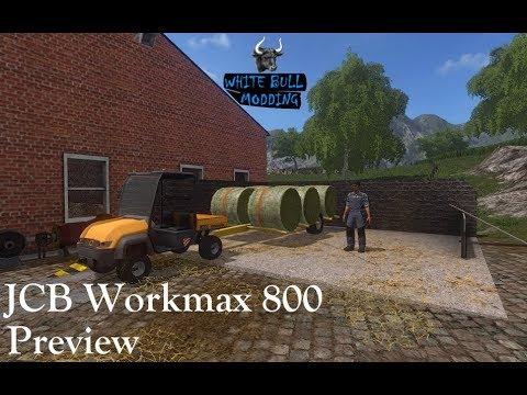 JCB Workmax 800 v2.0.0.0