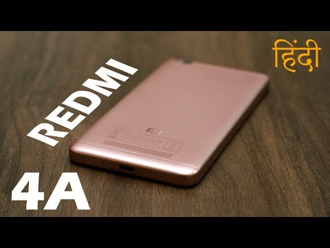 Redmi 4A review Hindi, gaming, camera sample and battery performance