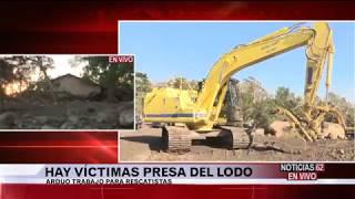 Equipos de rescate en la zona del desastre- Noticias 62 - Thumbnail
