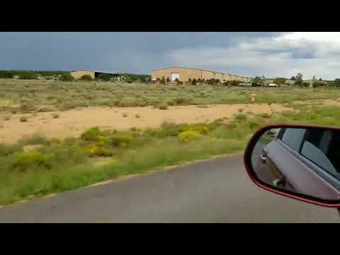 Terra Nova Ranch Road Gas Line Santa Fe Lamy