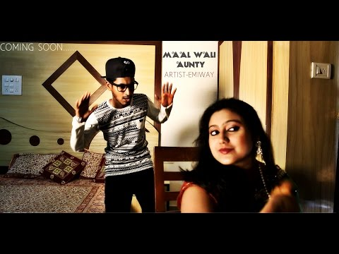 Video EMIWAY  - MAAL WALI AUNTY (PROMO) download in MP3, 3GP, MP4, WEBM, AVI, FLV January 2017