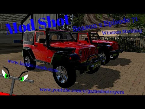Jeep Wrangler Rubicon v1.0