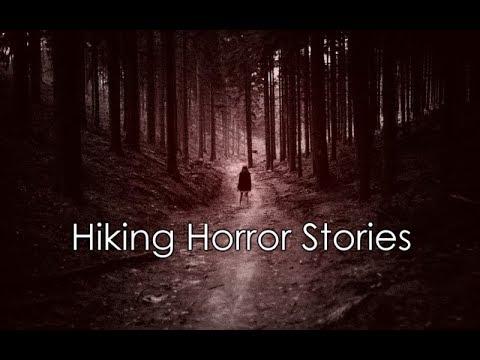 3 Creepy True Hiking horror Stories