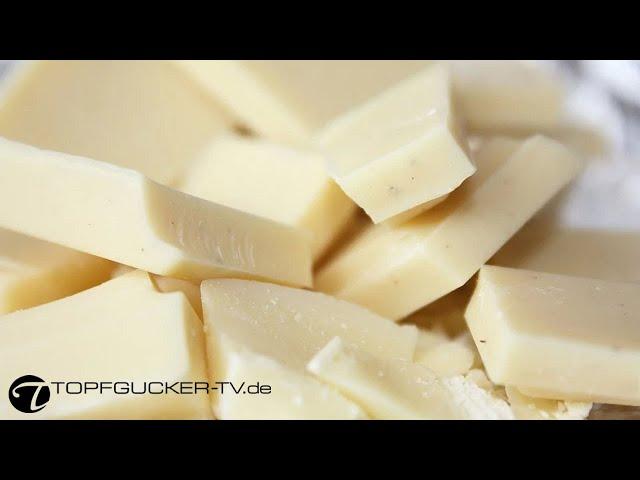 Mousse von weißer Schokolade Teil 2 | Eine süße Verführung für zu Hause