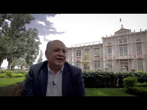 Rodolfo Piza sobre seguridad