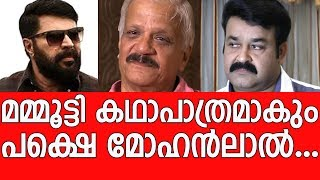 S N Swamy compares Mohanlal and Mammootty.
