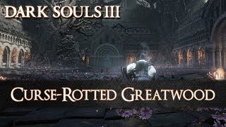 ► Dark Souls 3► Watch in 1080p► Playlist: http://bit.ly/1Sdsc0gBoss #3: Curse-Rotted Greatwood / Fluchverderbtes GrossholzLocation:Undead SettlementDrops:Souls: NG (7000), NG+ (35000)Other: Transposing Kiln, Soul of the Rotted GreatwoodBuy Dark Souls 3:http://www.amazon.de/gp/product/B00ZP..._______________________________________Follow us on: Twitter: http://twitter.com/moebotzzFacebook: http://www.facebook.com/moebotzzGoogle+: http://bit.ly/1sAoeyx_______________________________________PC-Setup:CPU: Intel Core i5 4690 4x 3.50GHzRAM: HyperX Savage 16GBGPU: Inno3D GeForce GTX 970 iChill HerculeZ X4 Air BossSSD: Crucial MX100 512GBMotherboard: Asus H97 PlusRecording Tool: NVIDIA ShadowplayKeyboard: Logitech G510Mouse: Steelseries SenseiGamepad: XB1 Controller_______________________________________Dark Souls 3 is an upcoming action RPG developed by FromSoftware and published by Bandai Namco. It is scheduled to be released in March/April 2016. Dark Souls 3 Network Test - Available between October 16th and October 18th 2015, registered participants may play the network test beta version of the game.Developer: From SoftwarePublisher: Namco Bandai EntertainmentPlatforms: Playsation 4, Xbox One, PCGenre: Action RPGRelease Date: 12.04.2016Source: http://darksouls3.wiki.fextralife.com/http://www.darksouls3.com/