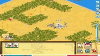 Social Empires (Desert Isle - Easy Way to Destroy Golem Boss) [TH]