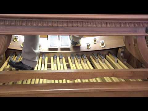 Concerto de Órgão por Giampaolo Di Rosa: 100 Anos Melodias Marianas