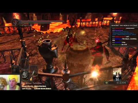 Dark Souls II : Golf Swing Triple