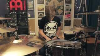 "Chris Kamrada - Deftones - ""CMND/CNTRL"" (Drum Cover)"