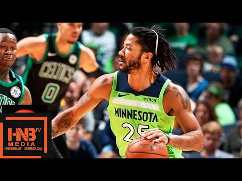 Boston Celtics vs Minnesota Timberwolves Full Game Highlights | 12.01.2018, NBA Season