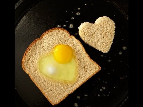 Breakfast Recipes for Kids: How to Make an Egg in the Hole – Weelicious