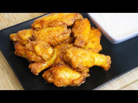 Alitas de pollo picantes | Buffalo wings