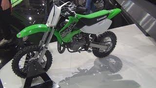 4. Kawasaki KX65 (2019) Exterior and Interior