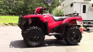 9. ATV Together * Honda Foreman Rubicon * Upgrades * ITP Blackwater Evolution tires