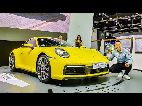 Khám phá chi tiết Porsche 911 Carrera S 2019 giá 10 tỷ | XEHAY - Thời lượng: 14 phút.