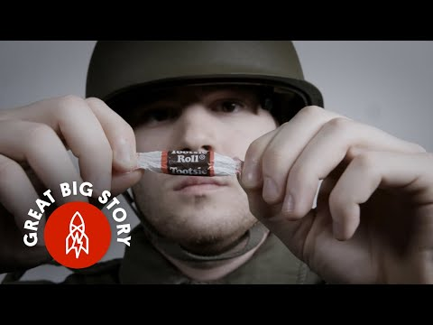 How Tootsie Rolls Saved the Troops