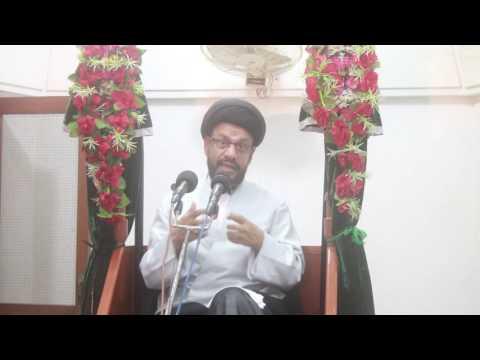 1438 AH – Muharram – Shab 07
