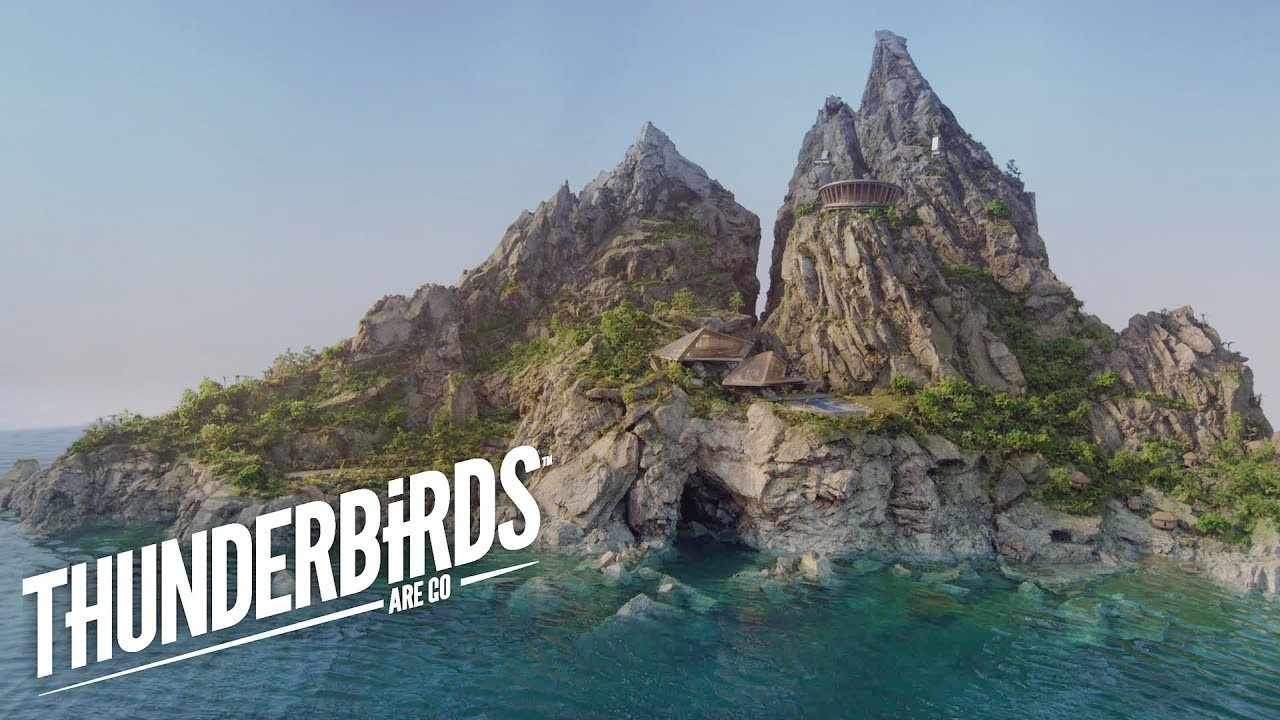 New Thunderbirds Are Go! Series Features Doctor Who Links