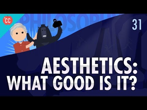 Would you blend the Goldfish? The ethics of Aesthetics - Crash Course Philosophy