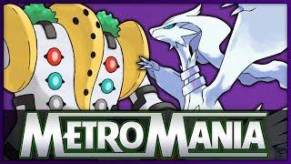 Regigigas vs Reshiram | MetroMania Season 2 Quarter Final 3 | Legendary Pokémon Metronome Battle by Ace Trainer Liam