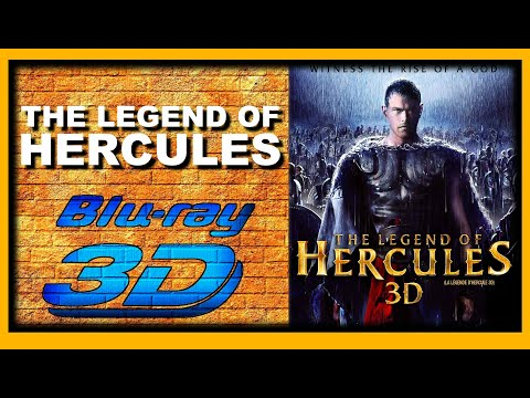 The Legend Of Hercules (2014 Movie) 3D Blu-ray Review