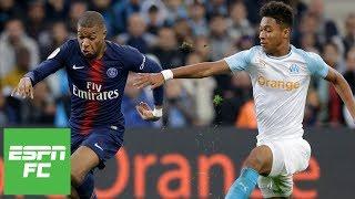 Kylian Mbappe scores as PSG beats Marseille in Le Classique | Ligue 1 HIghlights