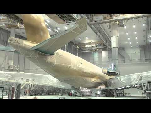 [Video] Airbus A350 XWB đầu tiên của Vietnam Airlines