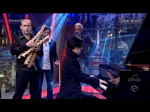 Antena 3, El Hormiguero 3.0, Dec 4, 2013