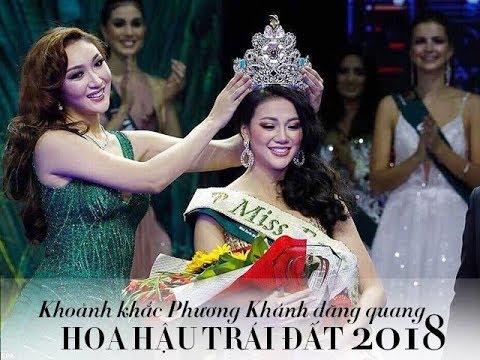 Khoảnh khắc Phương Khánh đăng quang Hoa hậu Trái đất 2018 | 321 Action - Thời lượng: 78 giây.