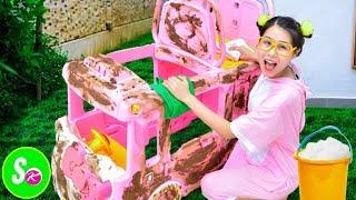 Car wash song |Filastrocche canzoni per bambini - Mainan dan lagu anak-anak