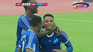 AGACIRO FOOTBALL CHAMPIONSHIP 2018:APR FC 0 VS 1 RAYON SPORTS (FT.HIGHLIGHTS)