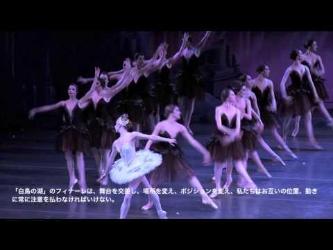 10/21から開催する、ニューヨーク・シティ・バレエより、白鳥の湖の舞台映像と、出演キャストのマリカ・アンダーソンよりコメントが到着!