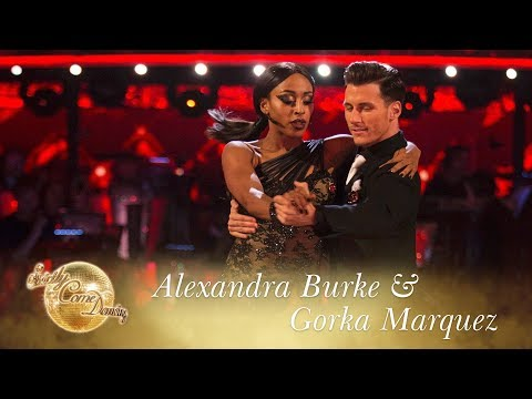 Alexandra & Gorka Argentine Tango to 'Mi Confession' by Gotan Project – Strictly Come Dancing 2017