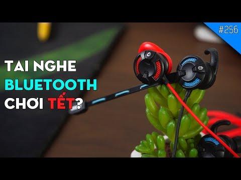 Cặp đôi tai nghe in ears chơi game giá rẻ BẠN CẦN MUA để chơi TẾT! - Somic G618 Bluetooth!