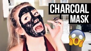 Trying out a blackhead charcoal peel off mask that I bought off Ebay. It is honestly one of the most insanely painful things I have ever done. Funny, but painful.10/10 DO NOT RECOMMEND♡ LET'S BE FRIENDS ♡TWITTER: http://www.twitter.com/ShawnaPatersonINSTAGRAM: https://www.instagram.com/shawnapaterson/?hl=enIf you are a company interested in working with me feel free to contact me via my business email: sweet.taart@yahoo.ca