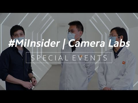 Want The Secrets Behind #Mi10Pro's Cameras?   Watch #MiInsider Episode 7